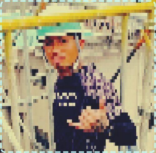 上田陸容疑者,顔画像